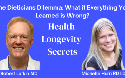 002-Michelle Hurn RD: The Dietician's Dilemma: What if Everything You Learned is Wrong?