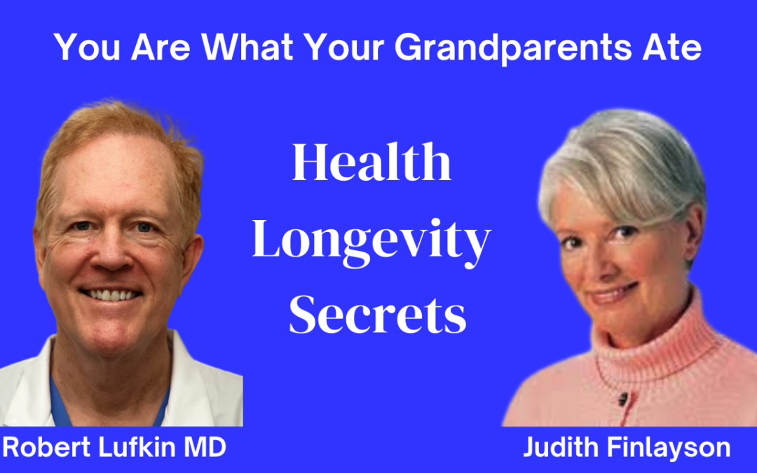 006-Judith Finlayson: You Are What Your Grandparents Ate