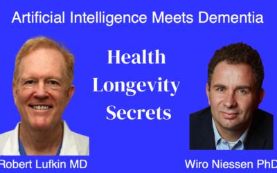 007-Wiro Niessen PhD: Artificial Intelligence Meets Dementia
